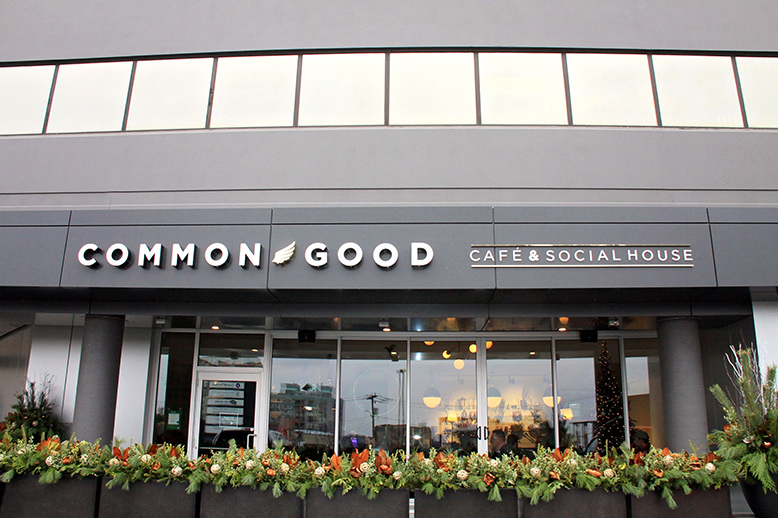 Image of Common Good Cafe & Social House - Georgian Hospitality - Georgian International