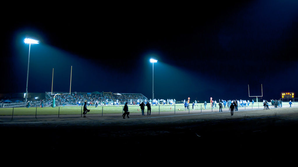 Thurday Night Lights Football Game - Georgian International